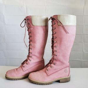 Timberland knee high boots